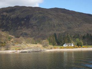 Dalendrien Loch Shore