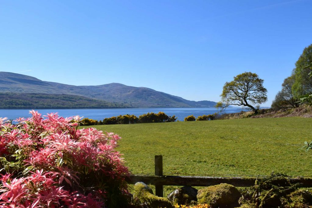Dalendrien Loch View